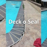 Walnut Ca Swimming Pool Deck o Seal Repair